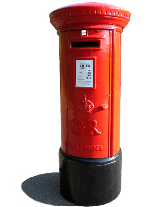 WIN A POSTBOX FOR YOUR WEDDING Events Entertainment News